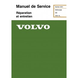Manuel Reparation Embrayage