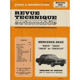 Revue Technique 200D-220D-240D