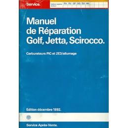 Manuel Reparation Carburateur