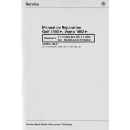 Manuel Reparation BV 02C 4x4