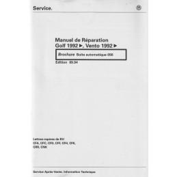 Manuel Reparation BV Auto 096