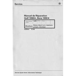 Manuel Reparation Moteur AJM