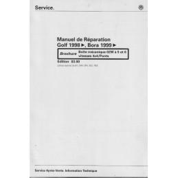 Manuel Reparation BV Meca 02M