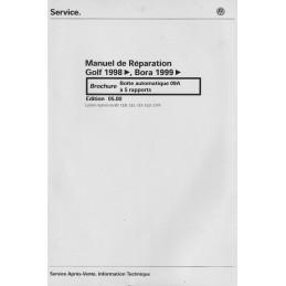 Manuel Reparation BV Auto 09A