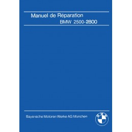 Manuel de Reparation 2500/2800
