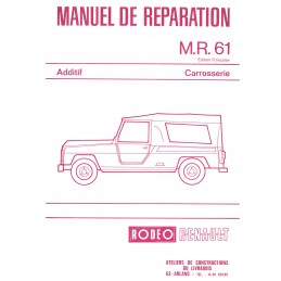Manuel Reparation Rodeo 4