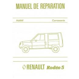 Manuel Reparation Rodeo 5