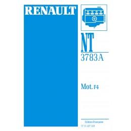 Manuel Reparation Moteur F4