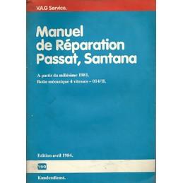 Manuel Reparation BV Meca 014/II