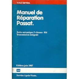 Manuel Reparation BV Meca 016