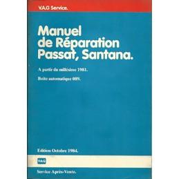 Manuel Reparation BV Auto 089