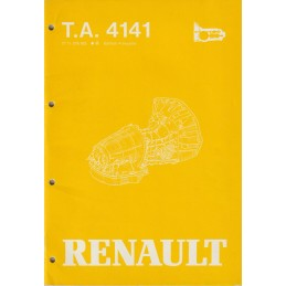 Manuel Reparation BVA 4141