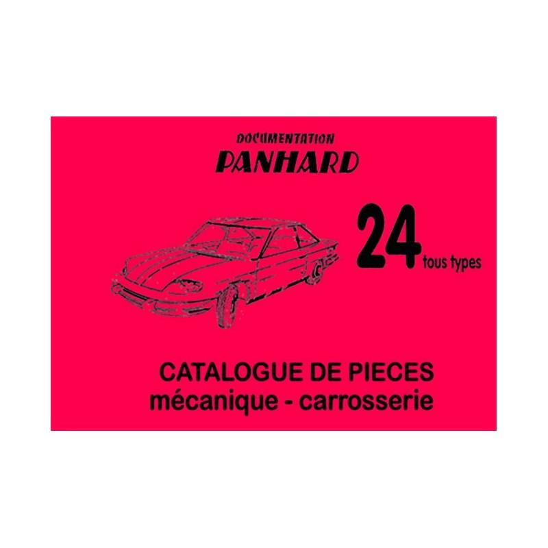 Catalogue Pieces Detachées  PL 24