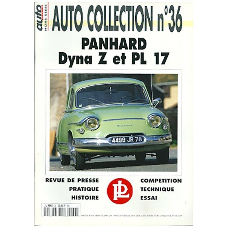 Auto Collection N° 36