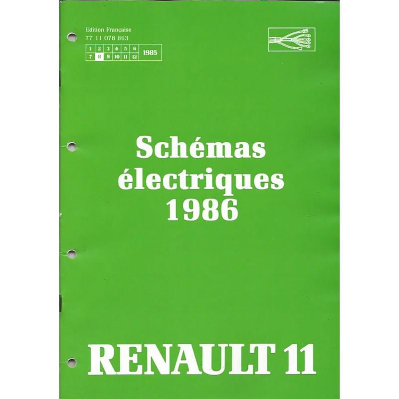 Manuel Electricité 1986