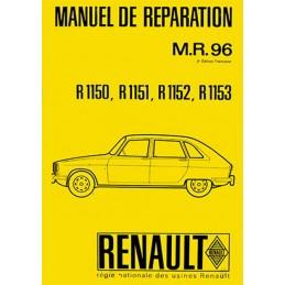 Manuel de Reparation 1969