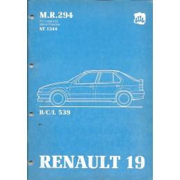 Manuel Mecanique 16S