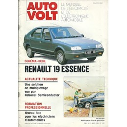 Revue Technique  Auto Volt