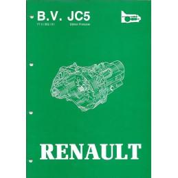 Manuel Reparation BV JC5