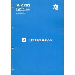 Manuel Reparation Transmission