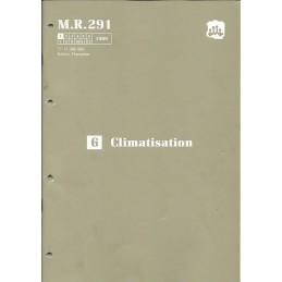 Manuel Reparation Chauffage/Clim