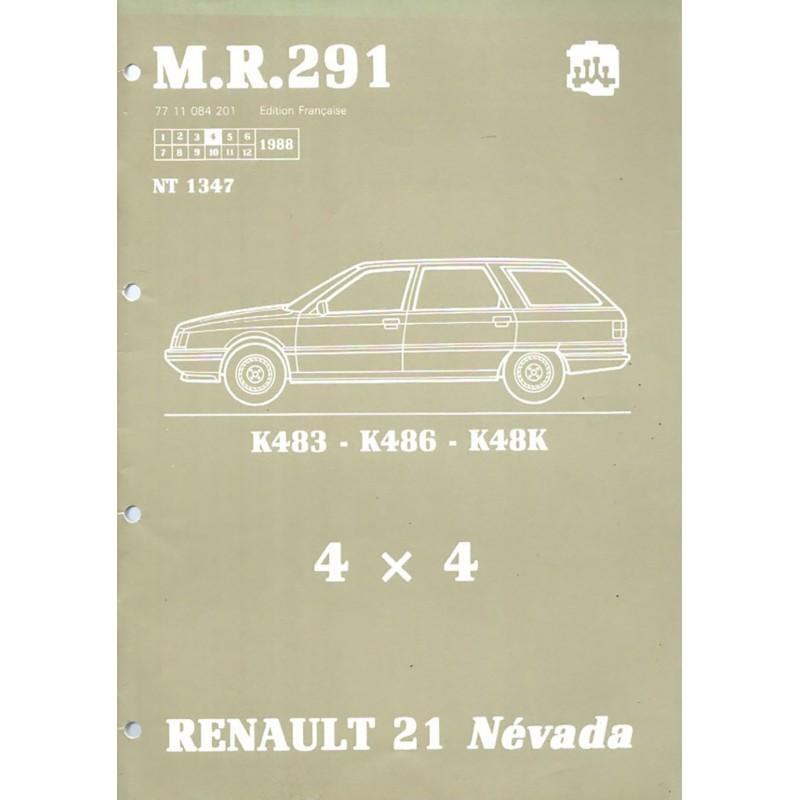 Manuel Reparation 4 X 4