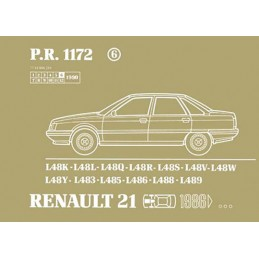 Catalogue Pieces R21 Turbo