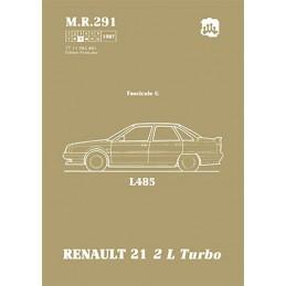 Manuel  Reparation  R21 Turbo