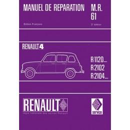 Manuel  de  Reparation  1968