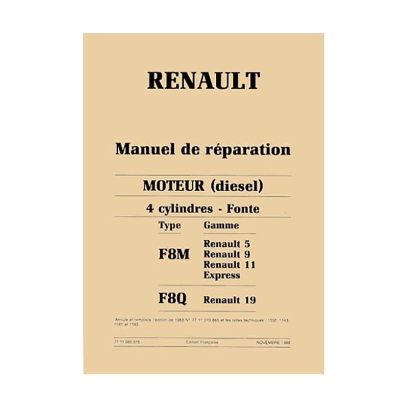 Manuel Reparation Diesel