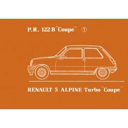 Catalogue de Pieces Turbo Coupe