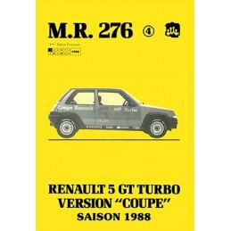 Manuel Atelier GT Turbo Coupe