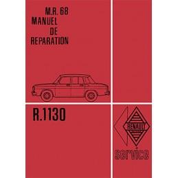 Manuel Reparation R 1130