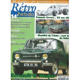 Retro Hebdo N° 80