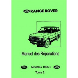 Manuel Reparation 95 - 99 Tome 2