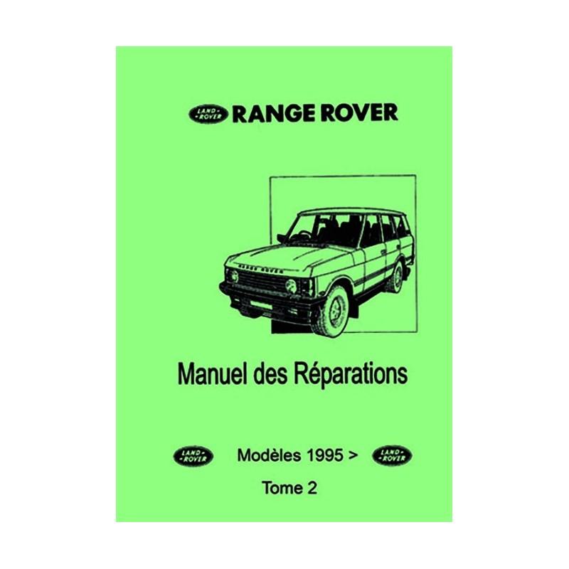 Manuel Reparation 95 - 99 Tome 2