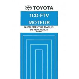 Manuel Atelier Moteurs 1CD-FTV