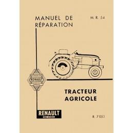 Manuel Reparation D16 R 7053