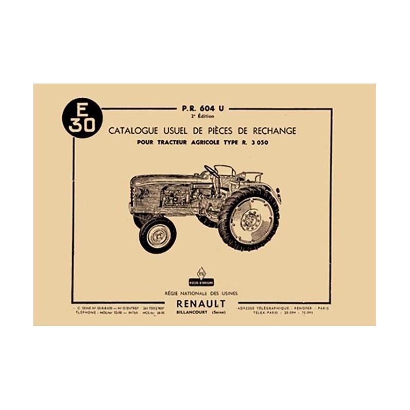 Catalogue Pieces E30 R 3050
