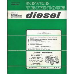 Revue Technique R 50 / R 486