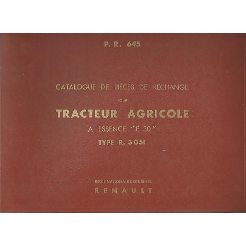 Catalogue Pieces E30 R 3051