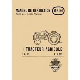 Manuel Reparation V73 R 7053