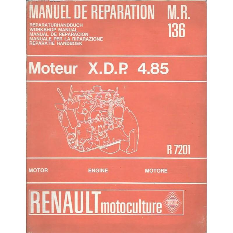 Manuel Reparation R 7201