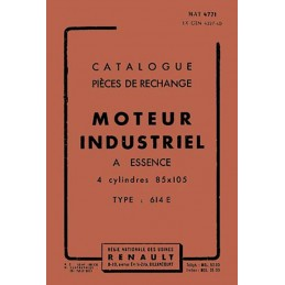 Catalogue Pieces Moteur Renault