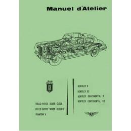 Manuel Reparation Rolls Royce