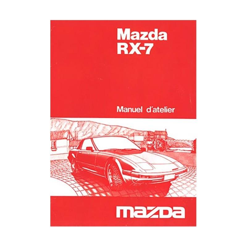 Manuel Reparation RX 7 MK1