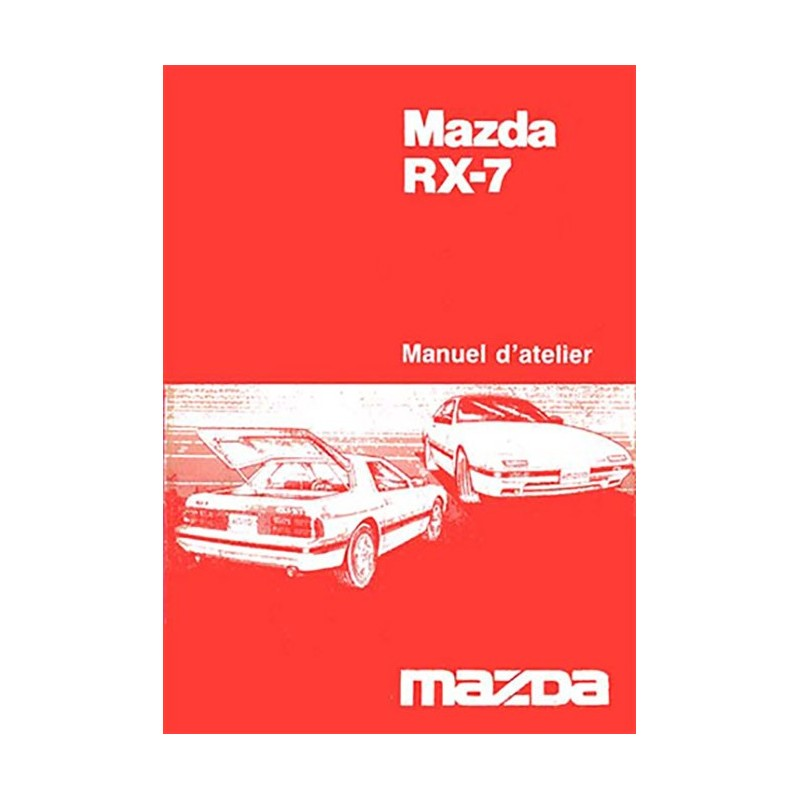 Manuel Reparation RX 7 MK2