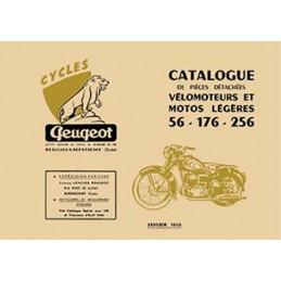 Catalogue Pieces Moto Peugeot
