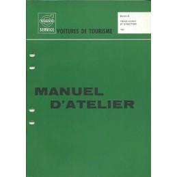 Manuel d Atelier Train AV 140