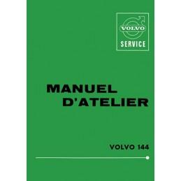 Manuel d Atelier Volvo 144